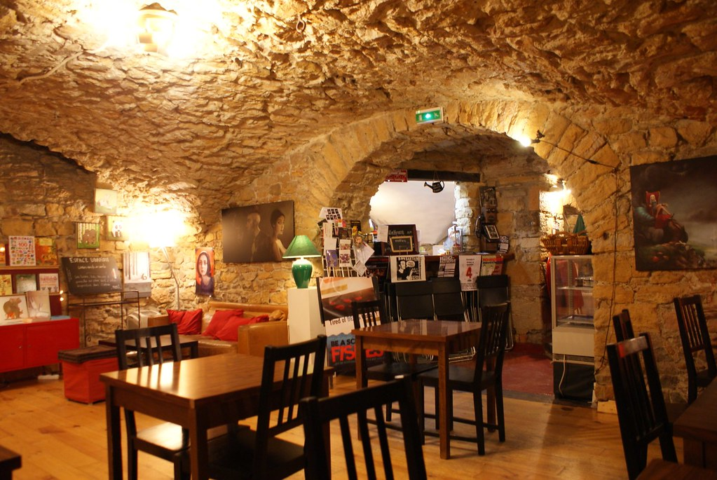 Cafe Theatre Vieux Lyon