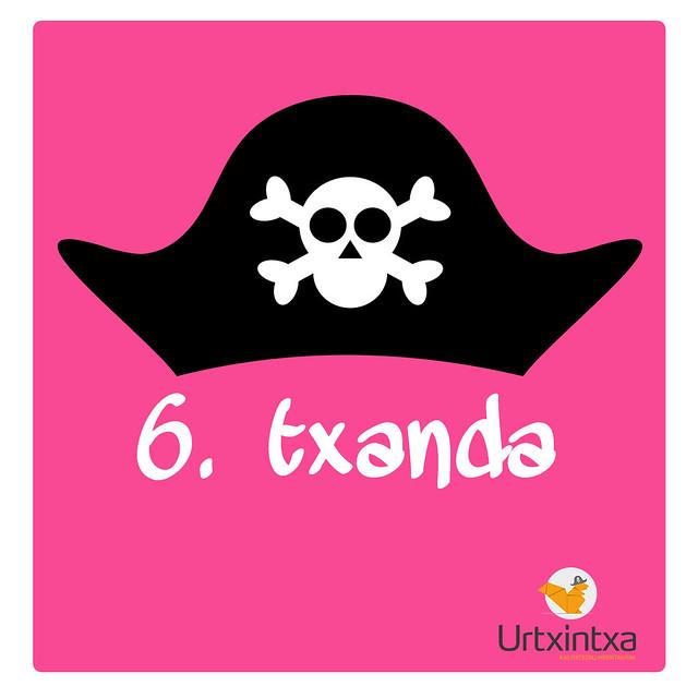 Udaleku Piratak 2016 6.txanda