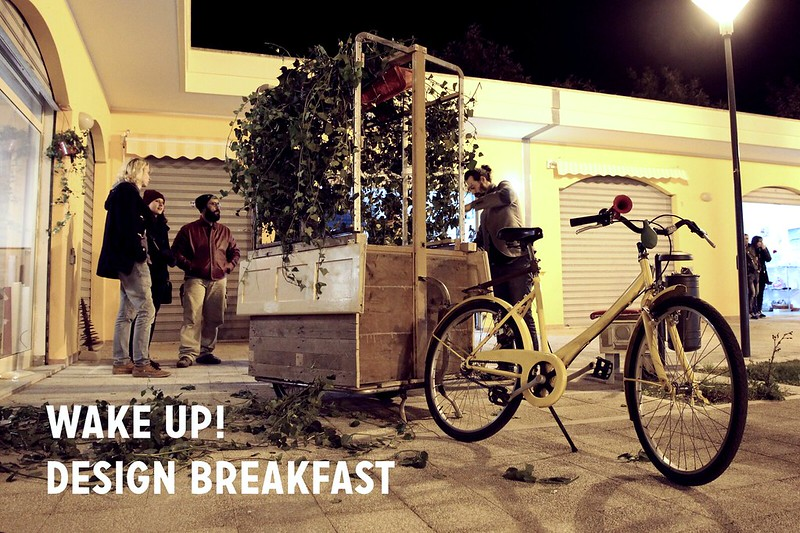 WAKE UP! DESIGN BREAKFAST