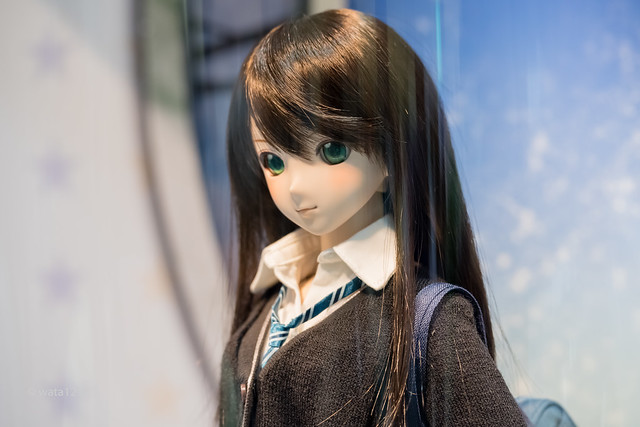 [DD] Rin Shibuya:School uniform (2)