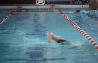 The Swimming Pool At Fenton Manor City Of Stoke On Trent Sixth Form College Flickr