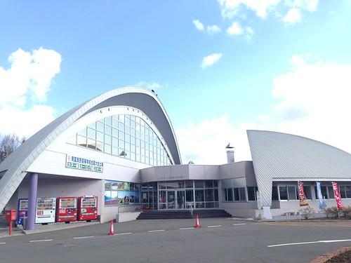 hokkaido-michinoeki-minamifurano-outside
