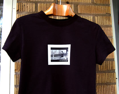 T-shirt Front 242