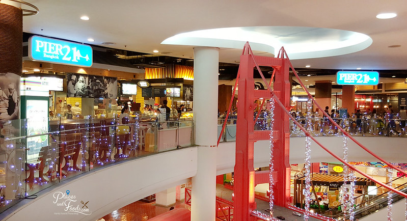 pier 21 terminal 21 shopping mall bangkok