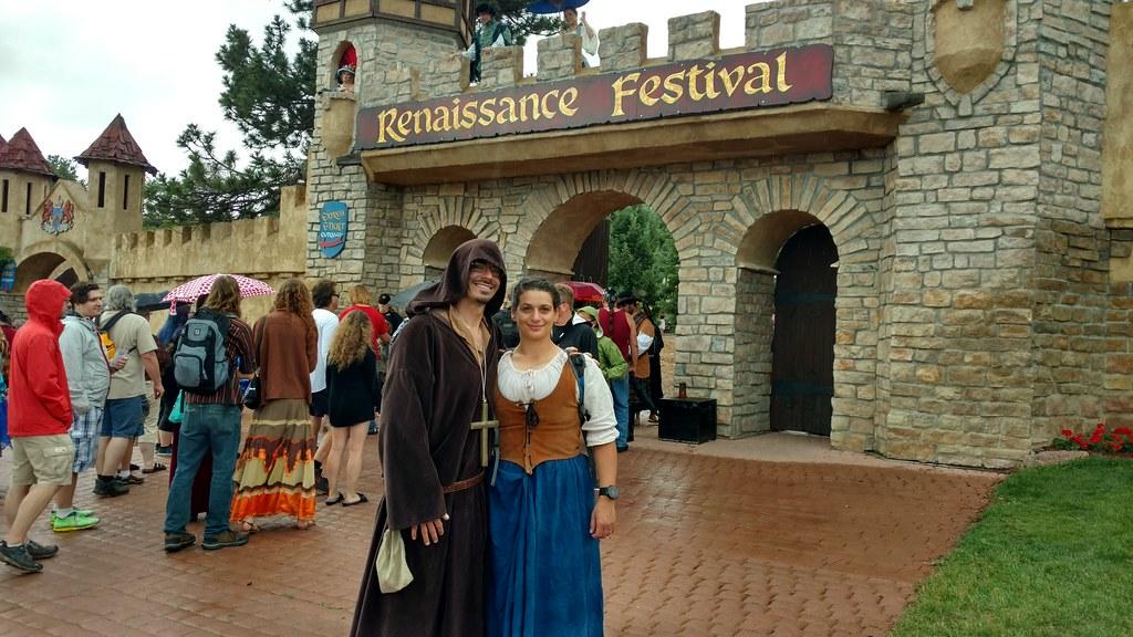40th Anniversary Colorado Renaissance Festival