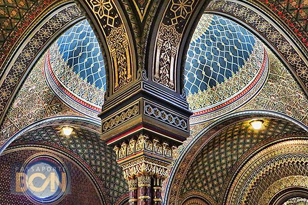 Sinagoga Espanhola em Praga