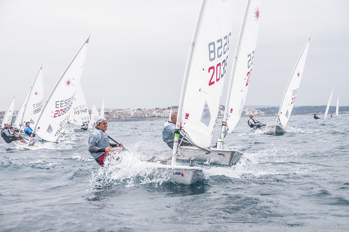 2016 Campeonato de España Laser Master