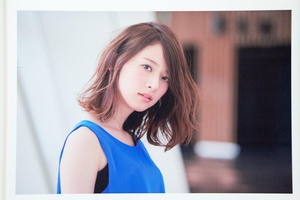 "Nogizaka46 2nd Album ""Sorezore no Isu"" Promotional Event ""Nogiten"" at Shibuya Tsutaya: Hashimoto Nanami"