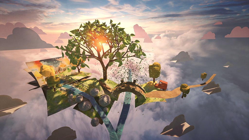 How we Soar para PlayStation VR