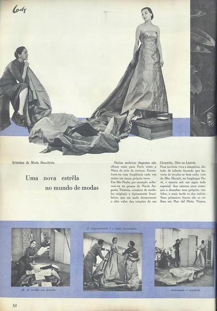 Lady, Nº 5, Fevereiro 1957 - 39