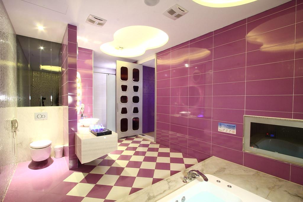 婚紗拍攝的私房景點就在台中水雲端旗艦概念旅館 (1)