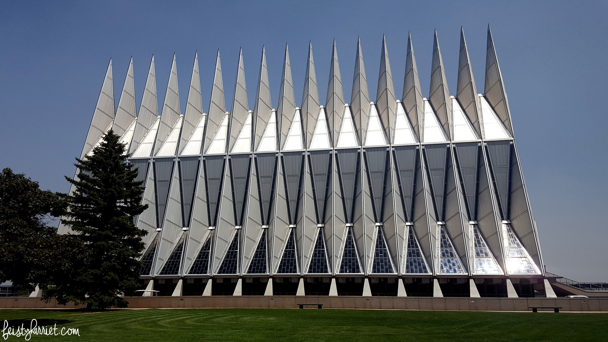 Air Force Academy_Cadet Chapel_feistyharriet_July 2016 (7)