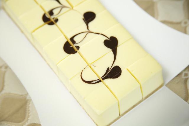 馥貴春重乳酪蛋糕在比利時iTQi以純粹的滋味獲得米其林二星的肯定 (7)