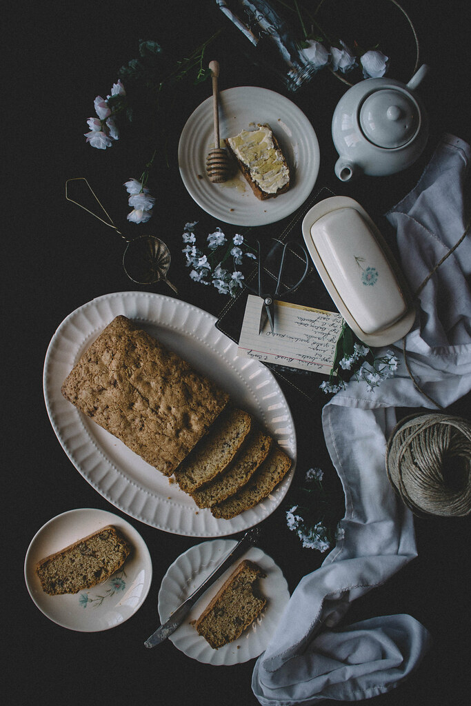 Grandma Cooley's Zucchini Bread