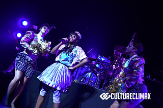 Santigold Live at Amway Center | by CultureClimax