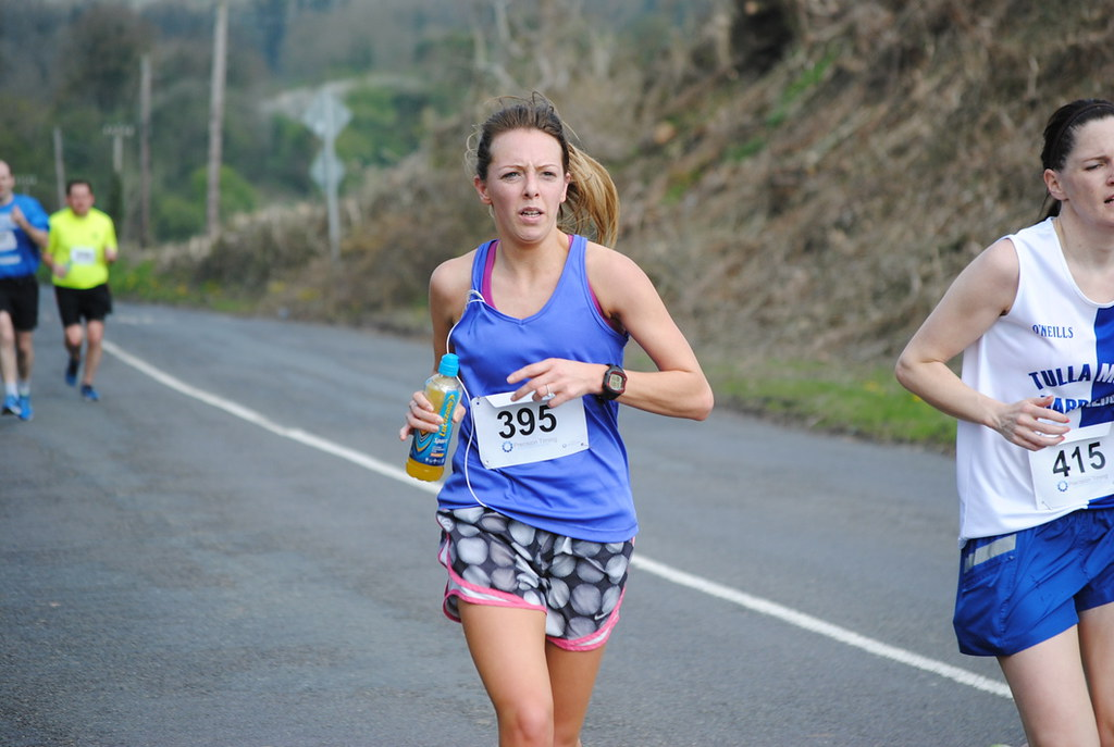 Ringtown Easter Monday 2014 - Half Marathon and 10KM Road Races