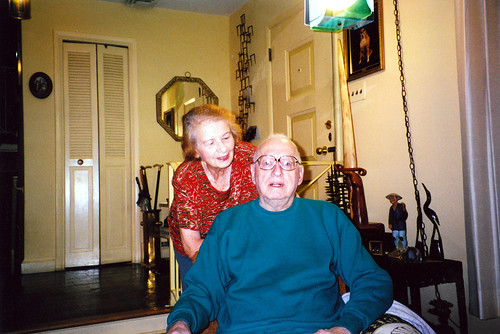 199902 - last found photo of both of my grandparents before they died | by Rev. Xanatos Satanicos Bombasticos (ClintJCL)