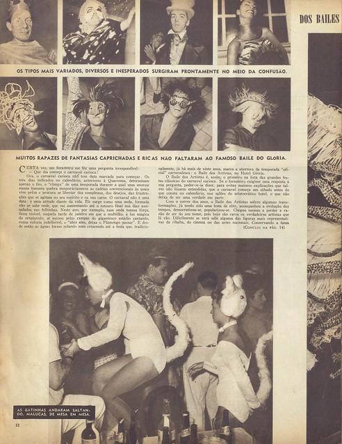 Cruzeiro, 6 Março 1954 - 9