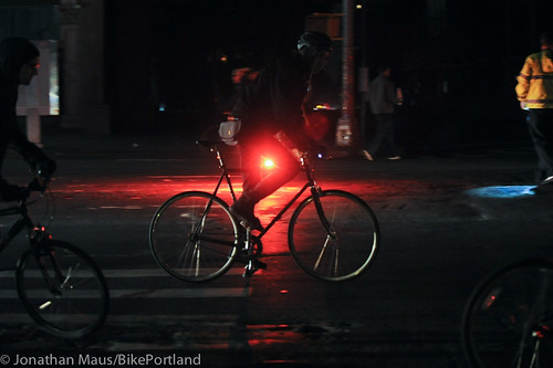 Biking the blackout - NYC-13 | by BikePortland.org