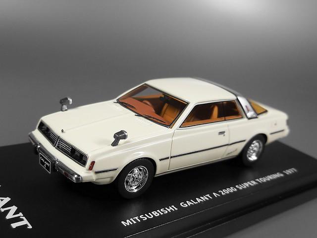 Mitsubishi Galant Λ 2000 Super Touring 1977