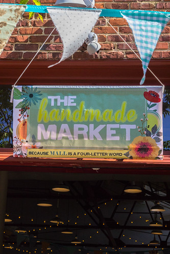 The Handmade Market May 2016