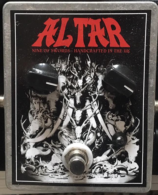 Justin Lockey - Altar Pedal