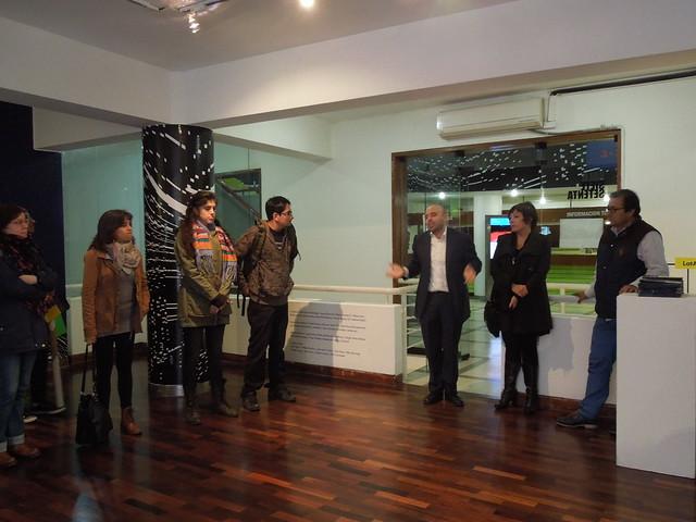Visita guiada metadATA con Angie Bonino y José-Carlos Mariátegui