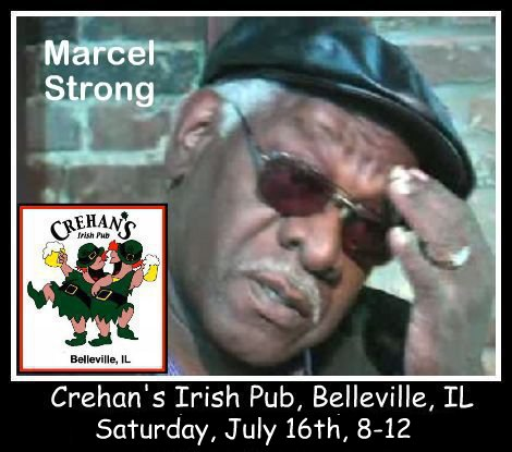 Marcel Strong 7-16-16