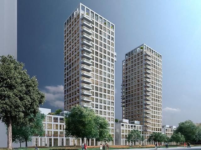 Zalmhaven Kaan Architecten 4