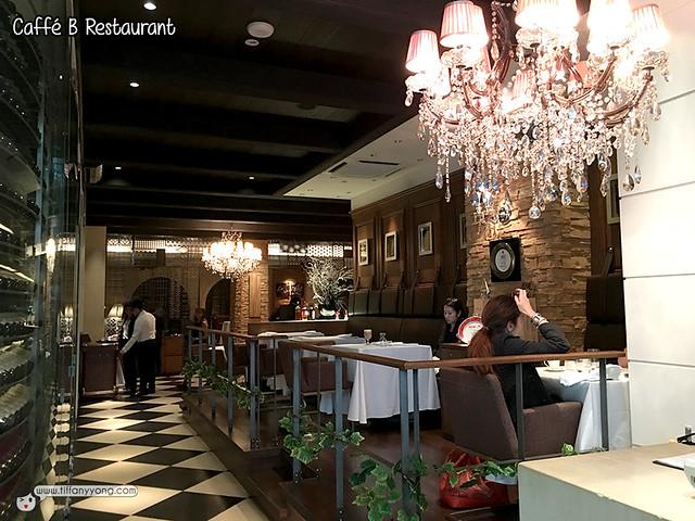 Caffe B Restaurant