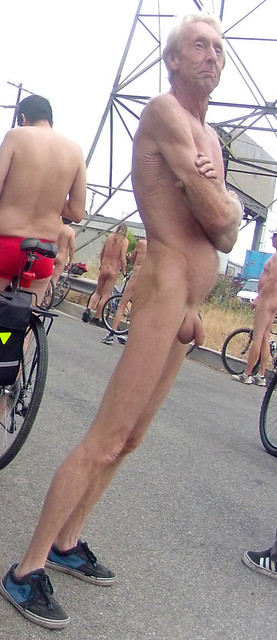 LA World Naked Bike Ride (651b)