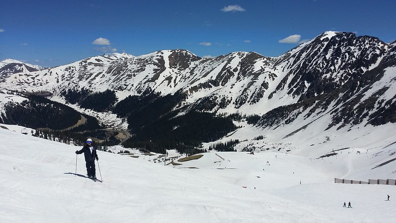 Arapahoe Basin in June