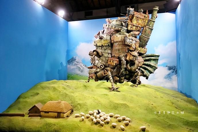 4 吉卜力的動畫世界特展