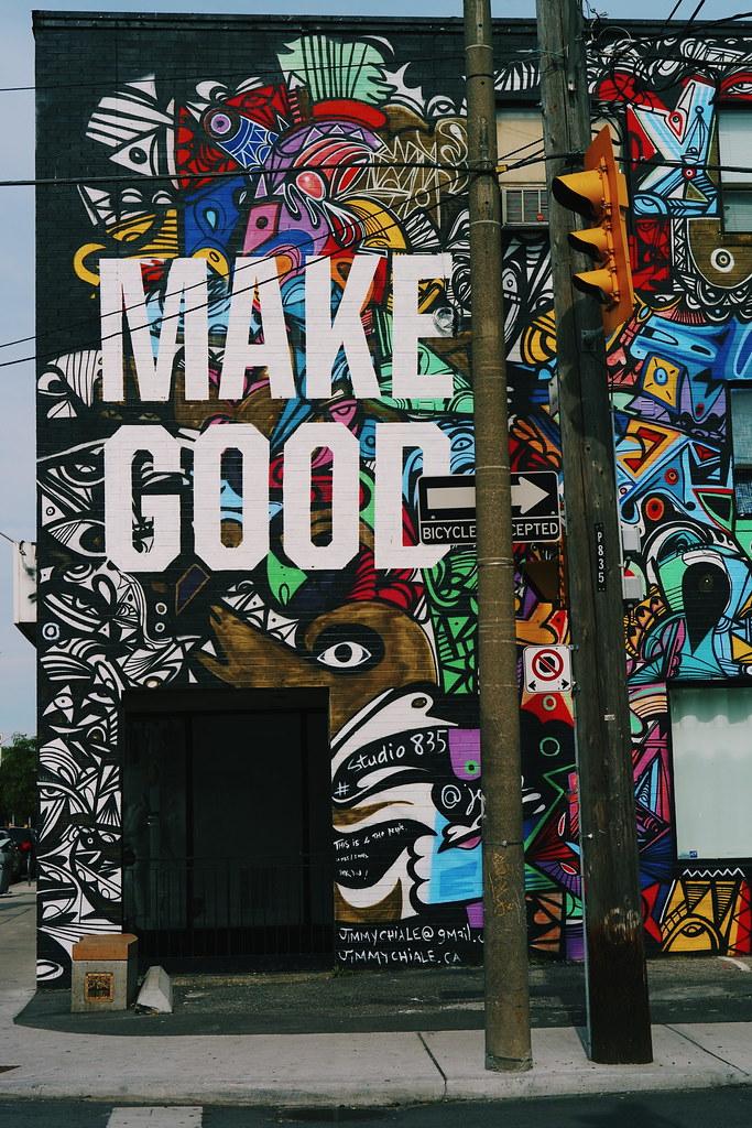 Make good