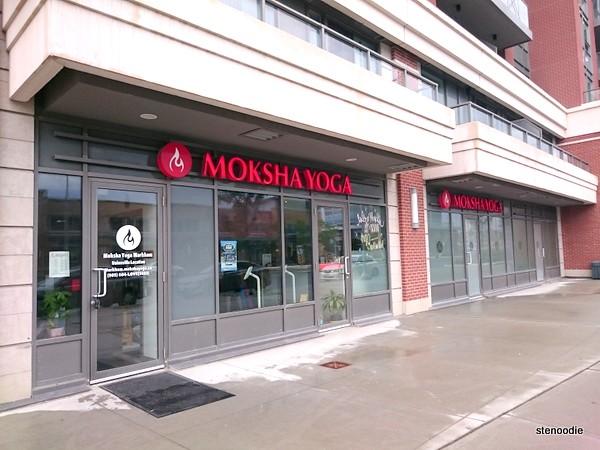 Moksha Yoga Markham Birchmount