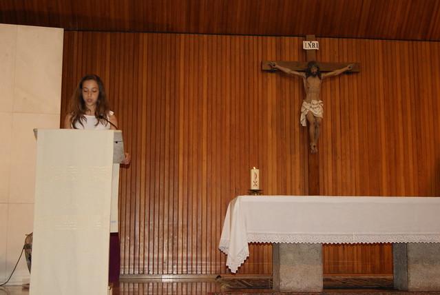 Eucaristía fin curso 2016