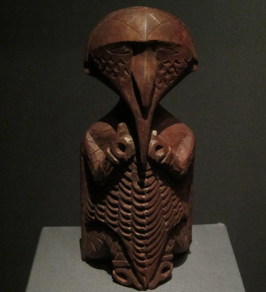 Malaysian Harvest god, Singapore National Museum: British Museum exhibit