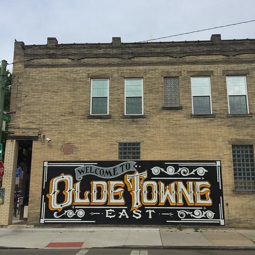 olde towne east