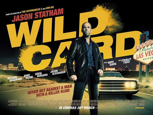 Wild Card - Poster 5