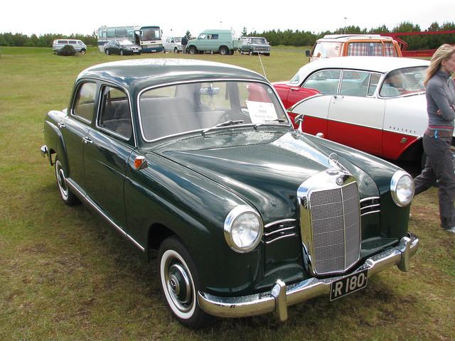 1955 mb 180