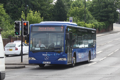 Go South Coast 2405 HF55JZC