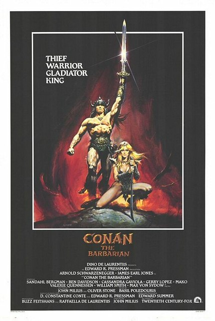 (1982) Conan The Barbarian