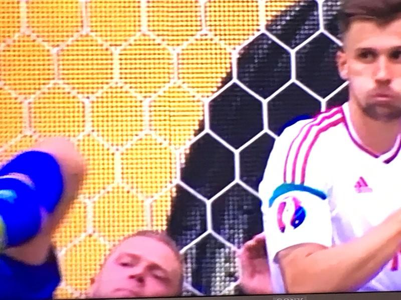 Iceland 1 - 1 Hungary