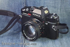 Konica Hexanon AR 50mm f/1.7