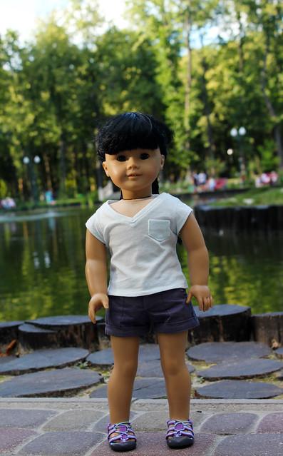 Inky in Gorky Park
