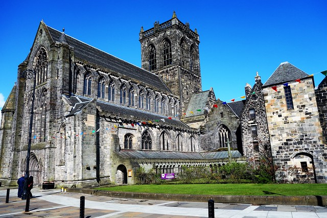 Paisley Abbey from S.W.