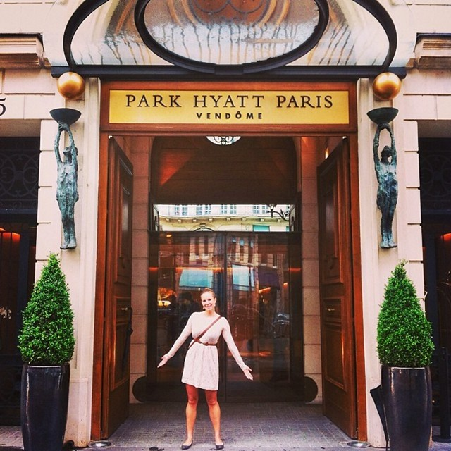 Hyatt Hotel Paris