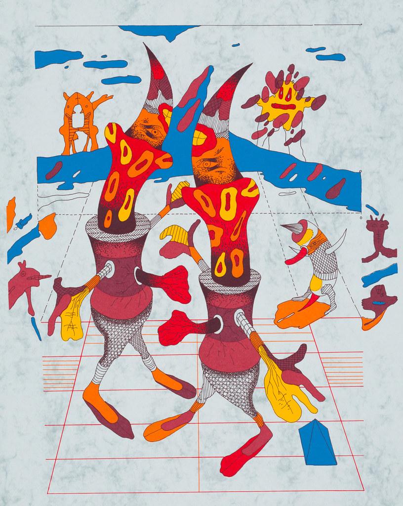Karol Baron - Bestiary 1, 1997