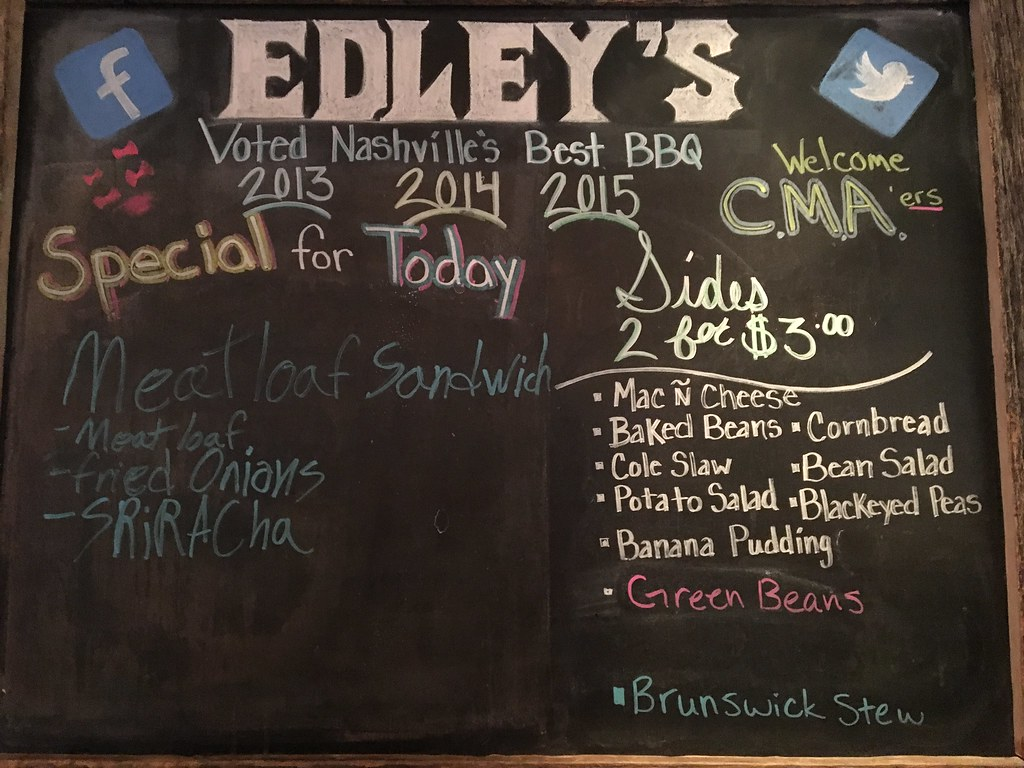 Edleys BBQ