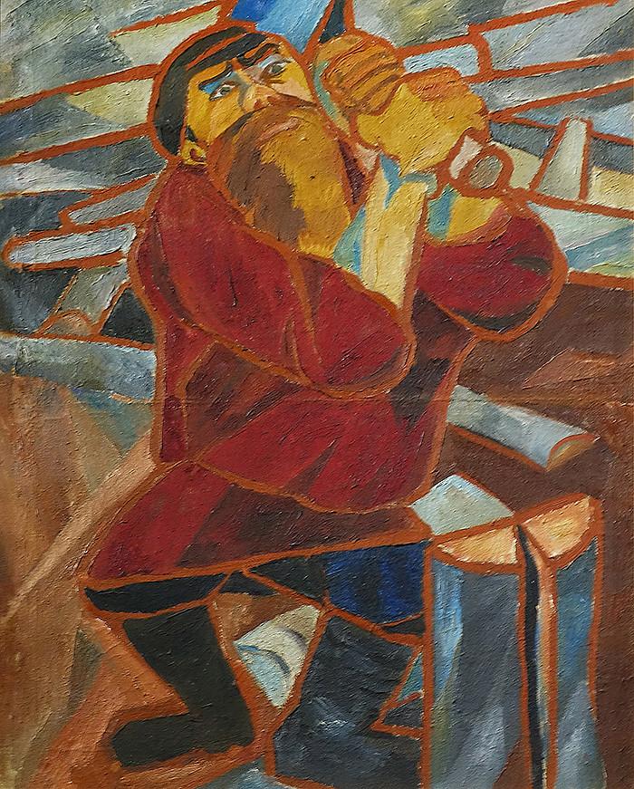 Russian avant-garde 65_Goncharova